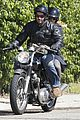 keanu reeves motorcycle ride with mystery blonde 05