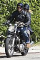 keanu reeves motorcycle ride with mystery blonde 07