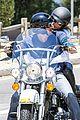 heidi klum martin kirsten motorcycle ride without kids 22