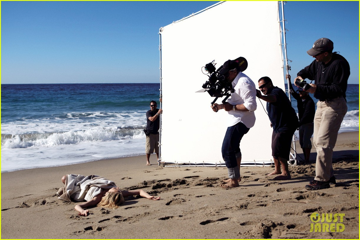 diane kruger chanel behind the scenes pictures 05