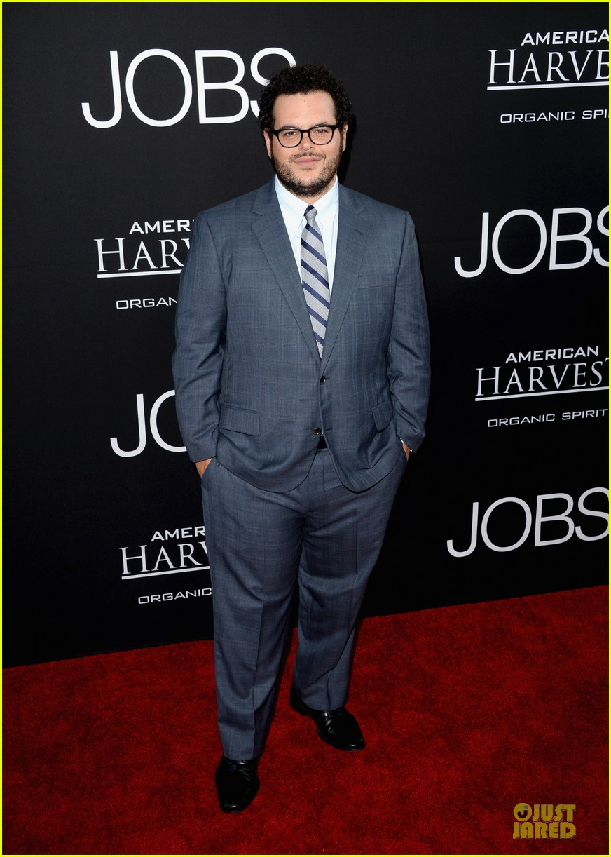 ashton kutcher ahna oreilly jobs la screening 062929769
