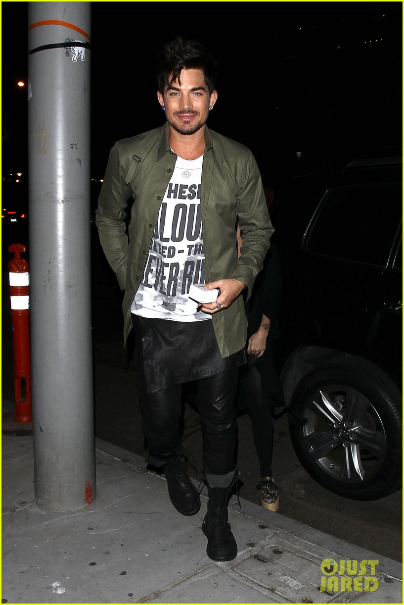 adam lambert ashley greene hooray henrys opening night 042925912