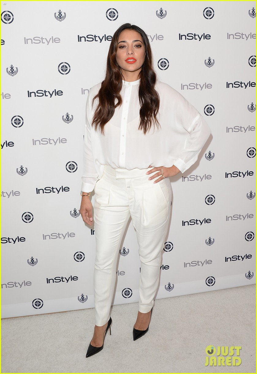 isabel lucas ashley madekwe instyle summer soiree 34