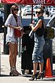 ashley madekwe cara santana izakaya lunch date 01