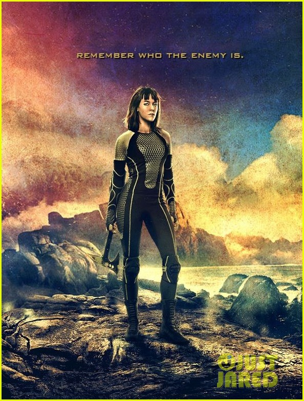 jena malone hunger games victors poster 01