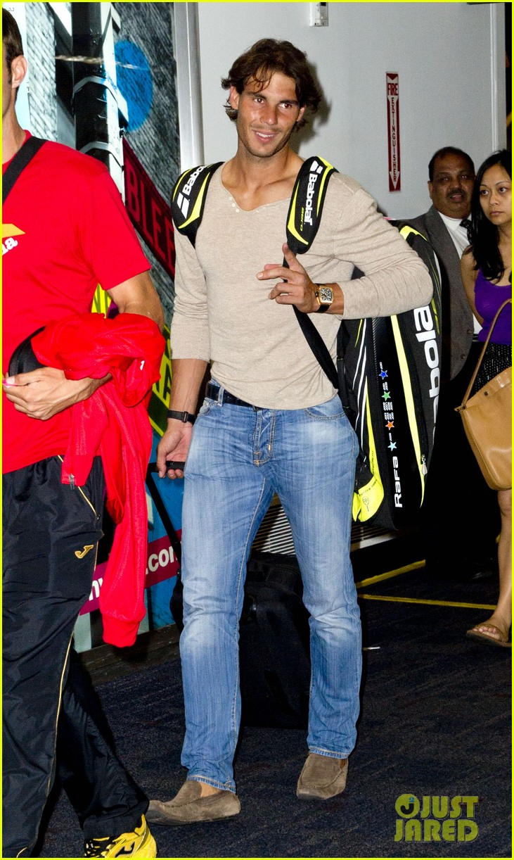 rafael nadal jets to nyc after western southern open win 04