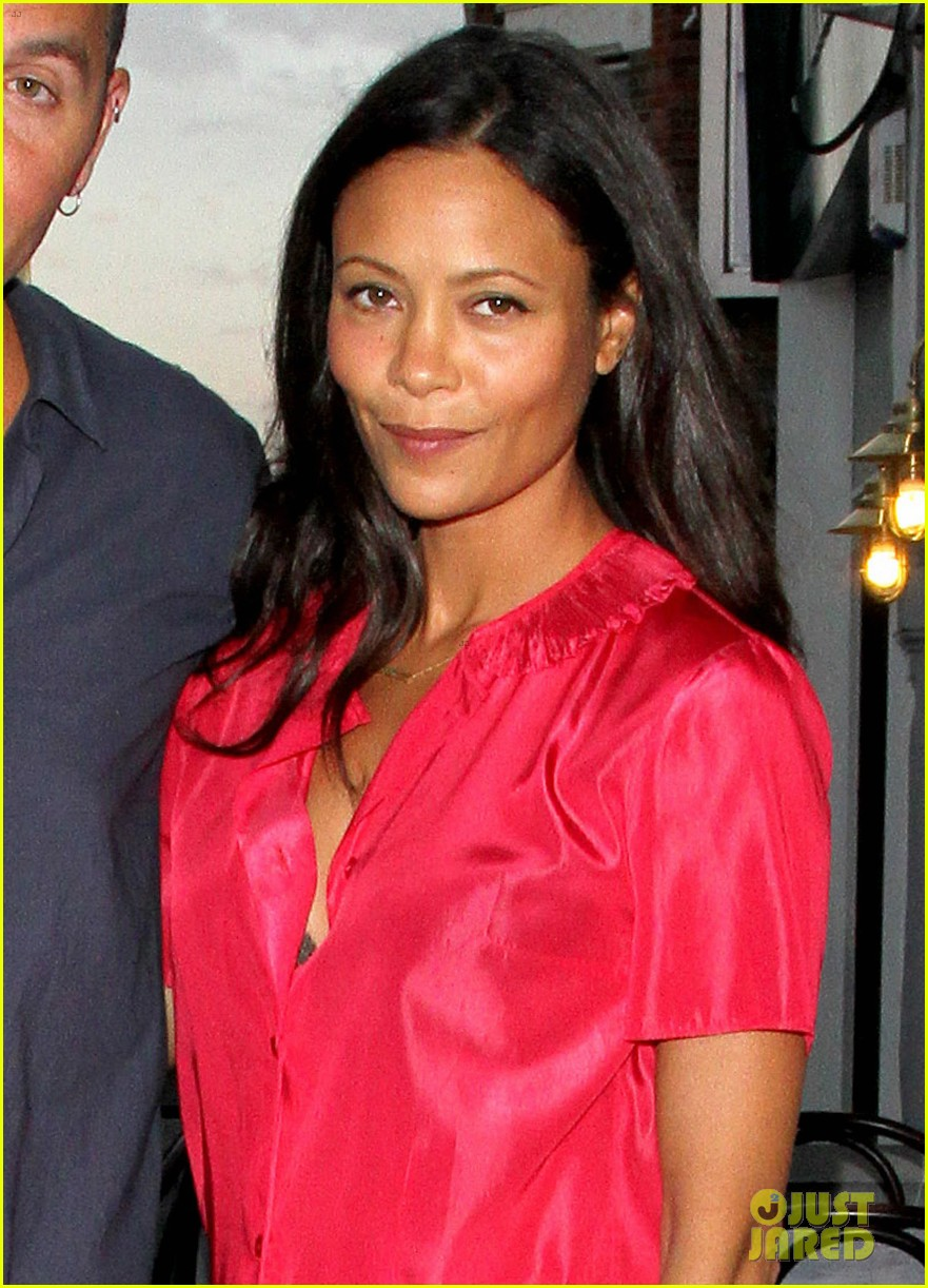 thandie newton madame gautier launch party with ol parker 042935840