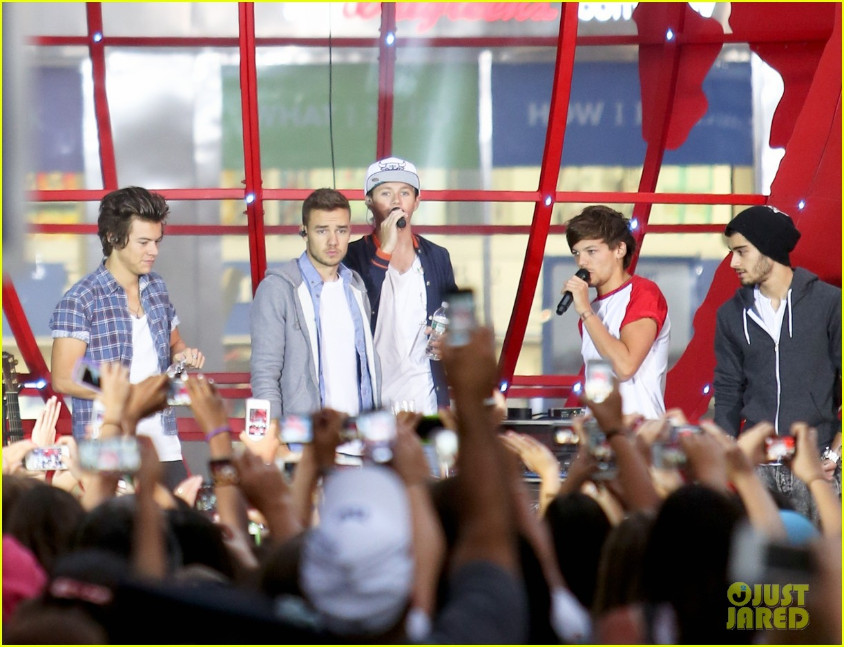 one direction today show concert series watch now 08