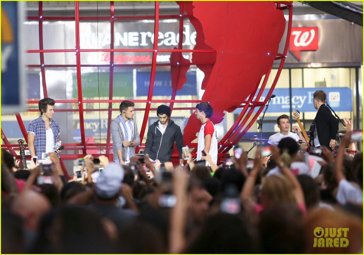 one direction today show concert series watch now 15