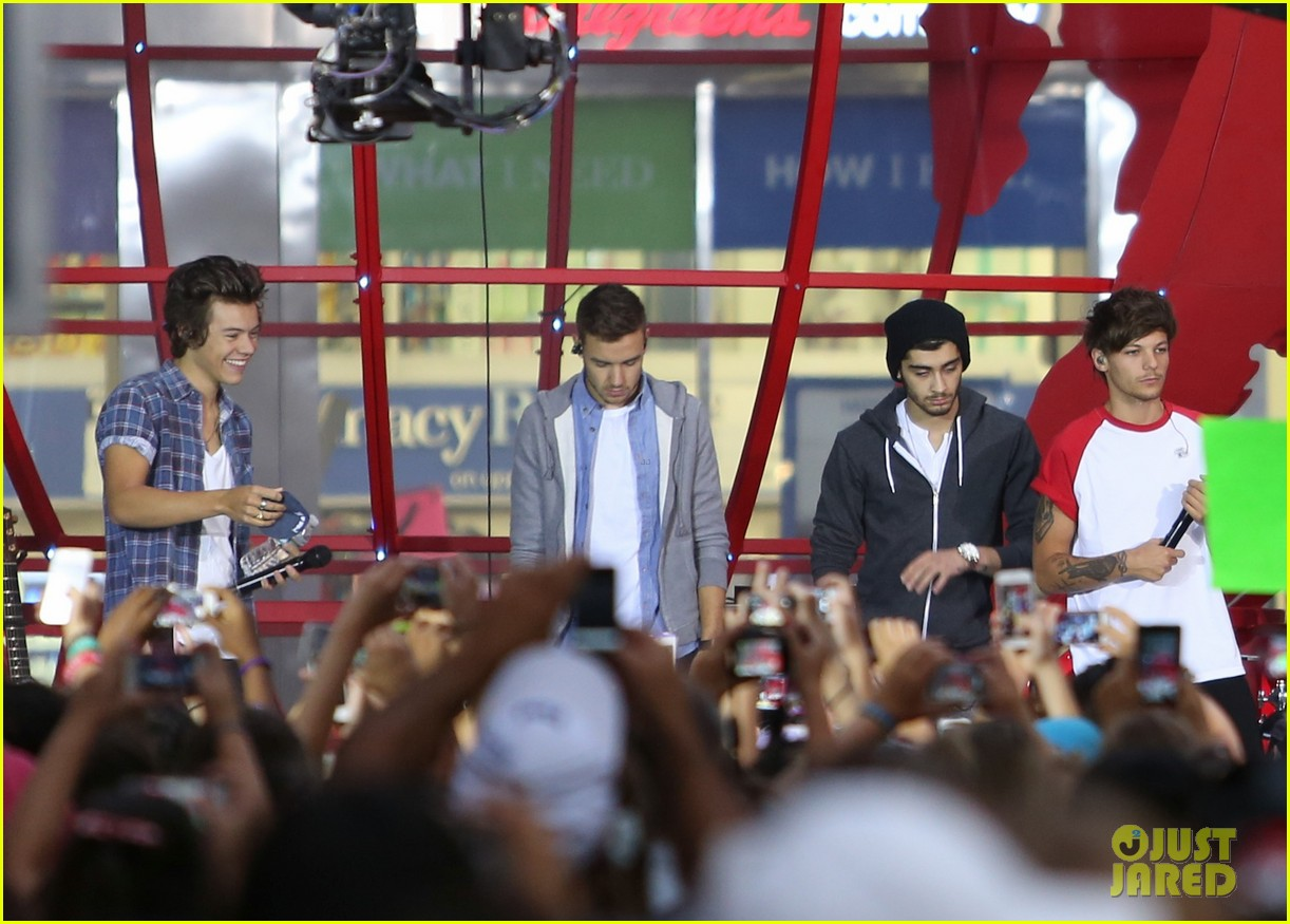 one direction today show concert series watch now 19