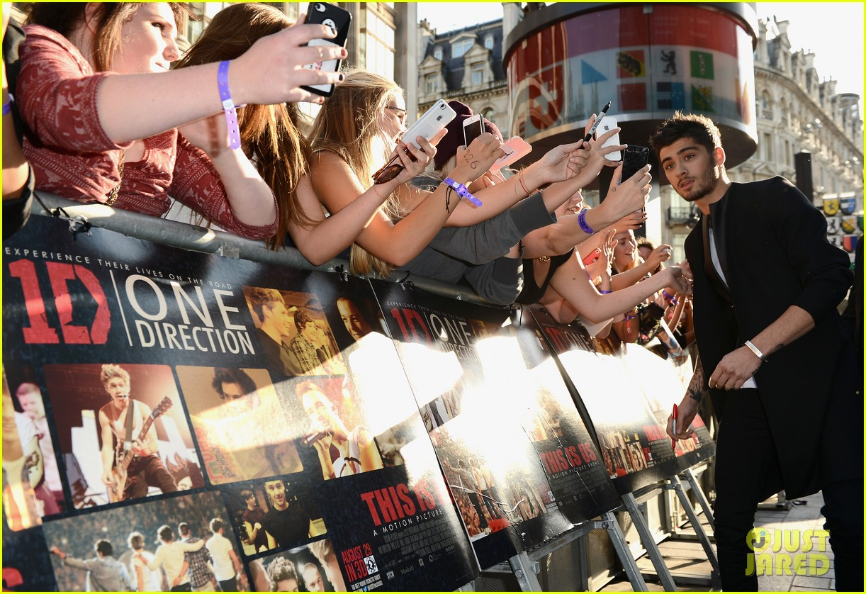 one direction this is us world premiere 07