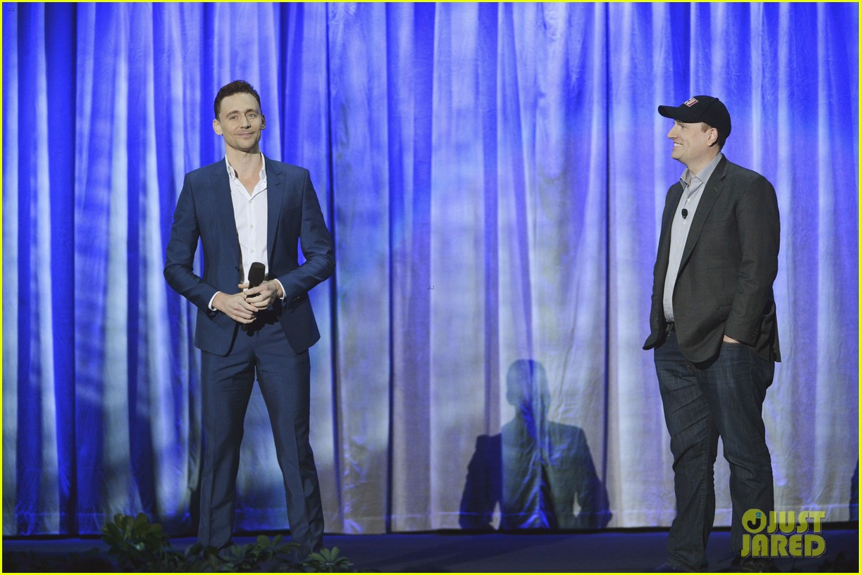 natalie portman tom hiddleston thor at disney d23 expo 13