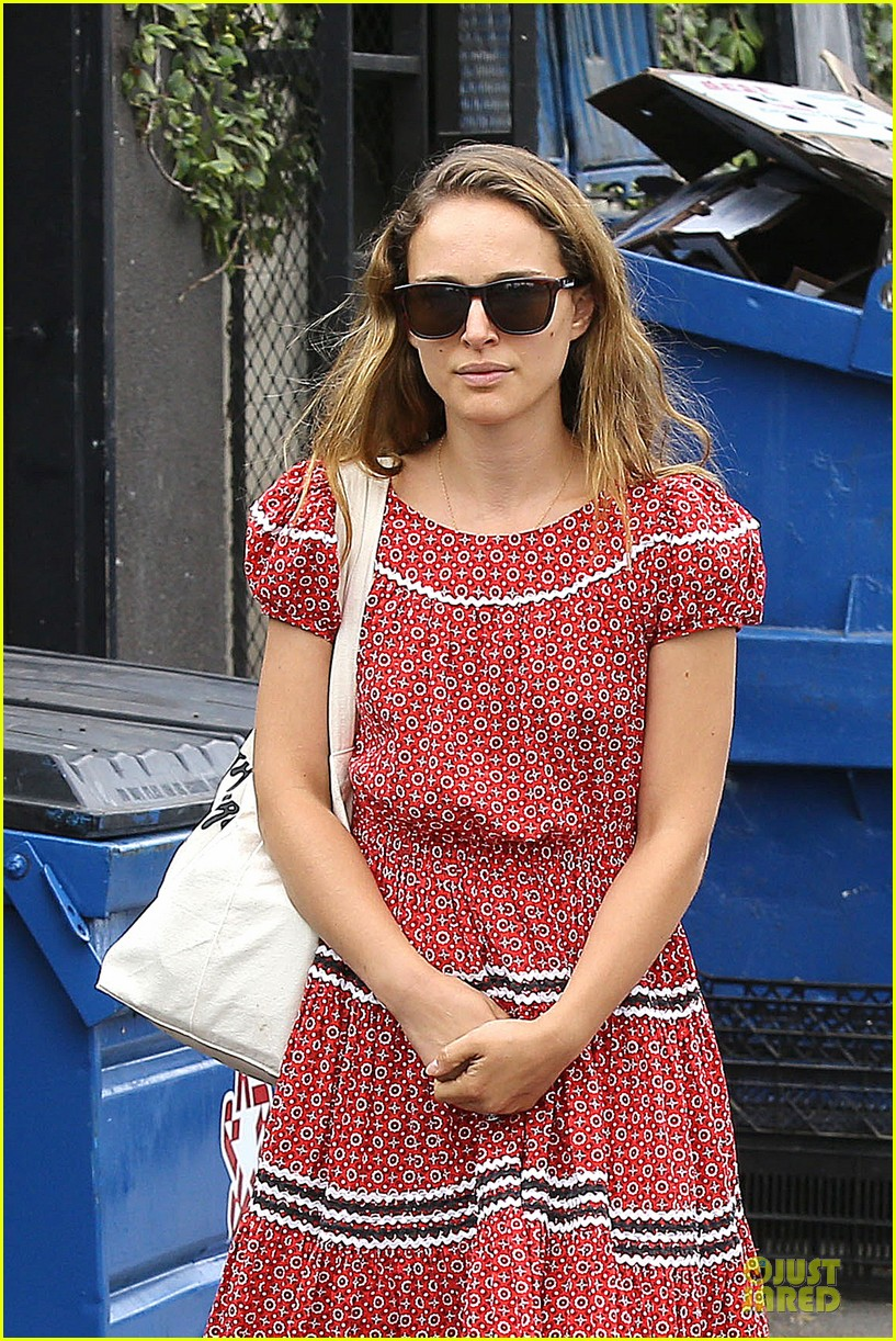 natalie portman benjamin millepied venice lunch with aleph 062931964