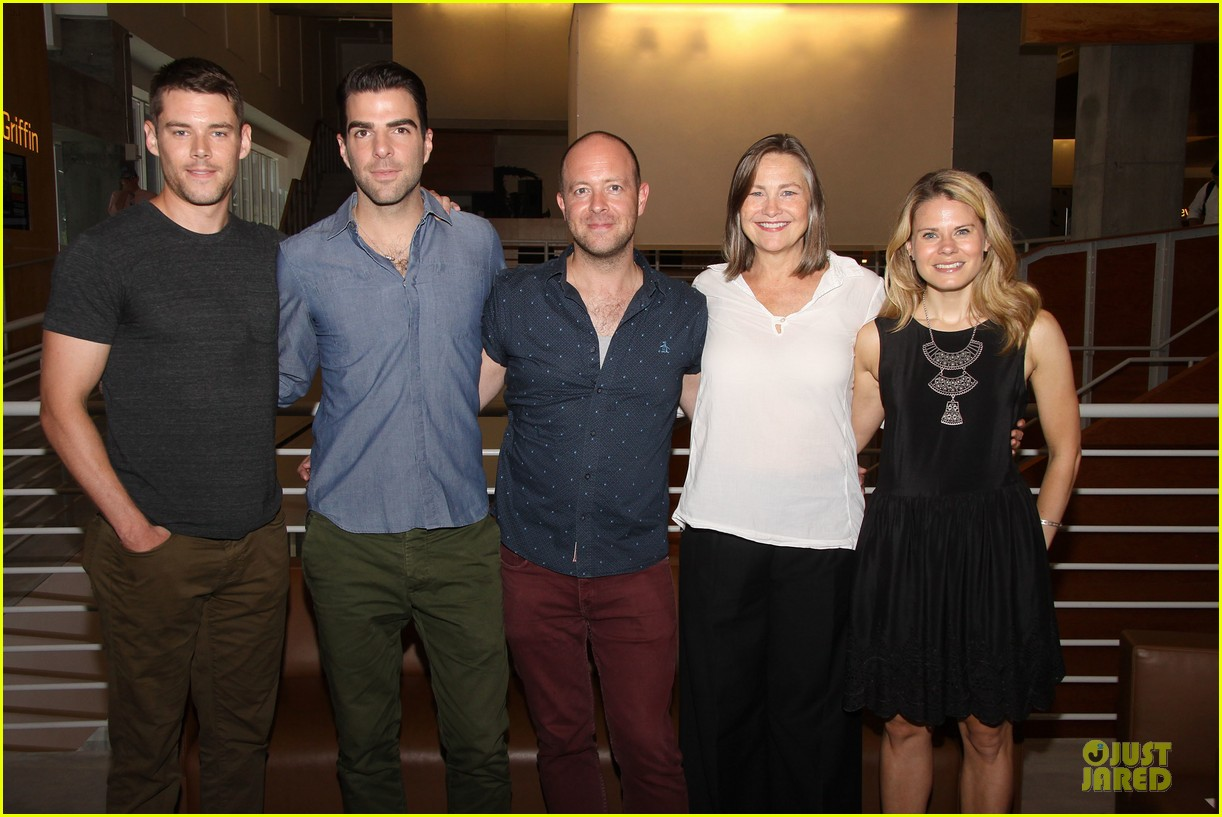 zachary quinto the glass menagerie media day 03