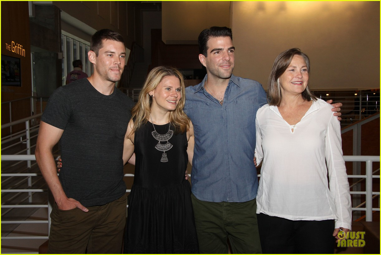 zachary quinto the glass menagerie media day 05