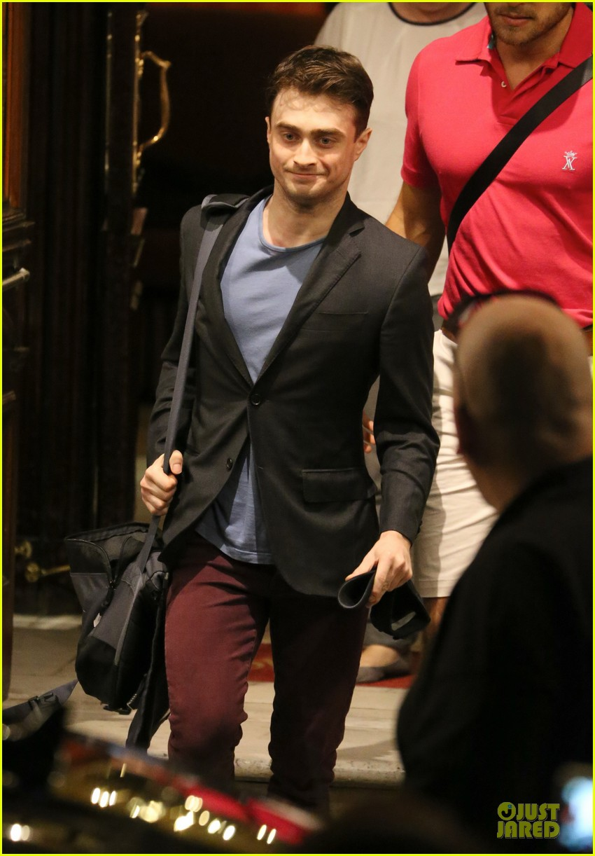 daniel radcliffe the f world will screen at toronto film festival 072929737