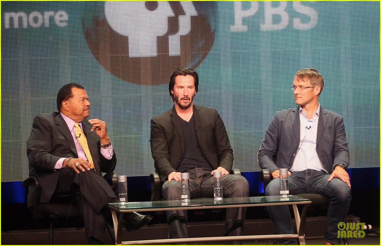 keanu reeves side by side at pbs summer tca tour 05
