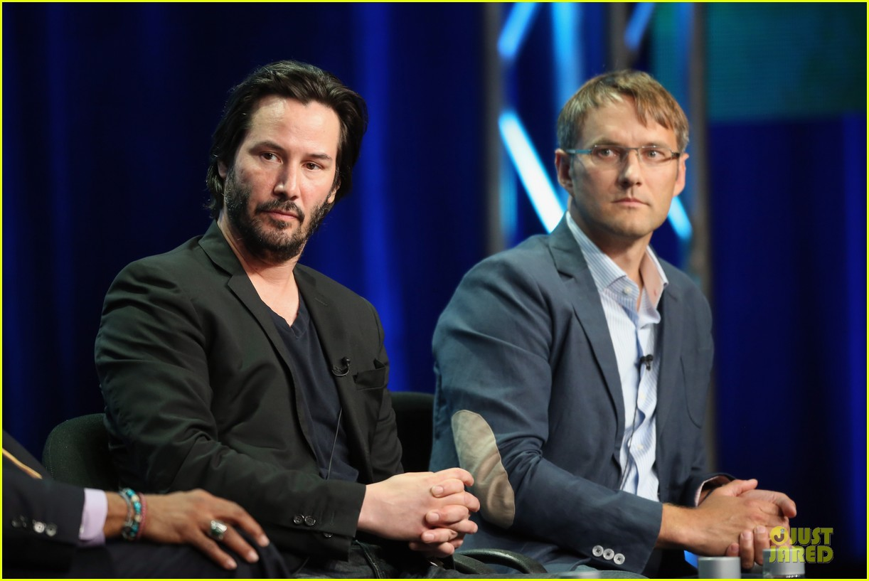 keanu reeves side by side at pbs summer tca tour 132925269