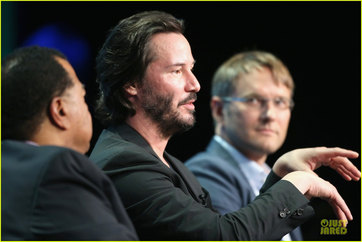 keanu reeves side by side at pbs summer tca tour 23