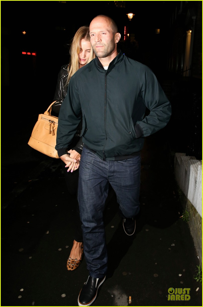 rosie huntington whiteley jason statham hold hands after london dinner 082930333