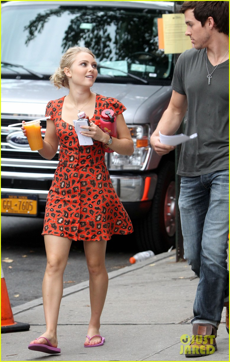 annasophia robb sarah jessica parker wished me luck 032940100