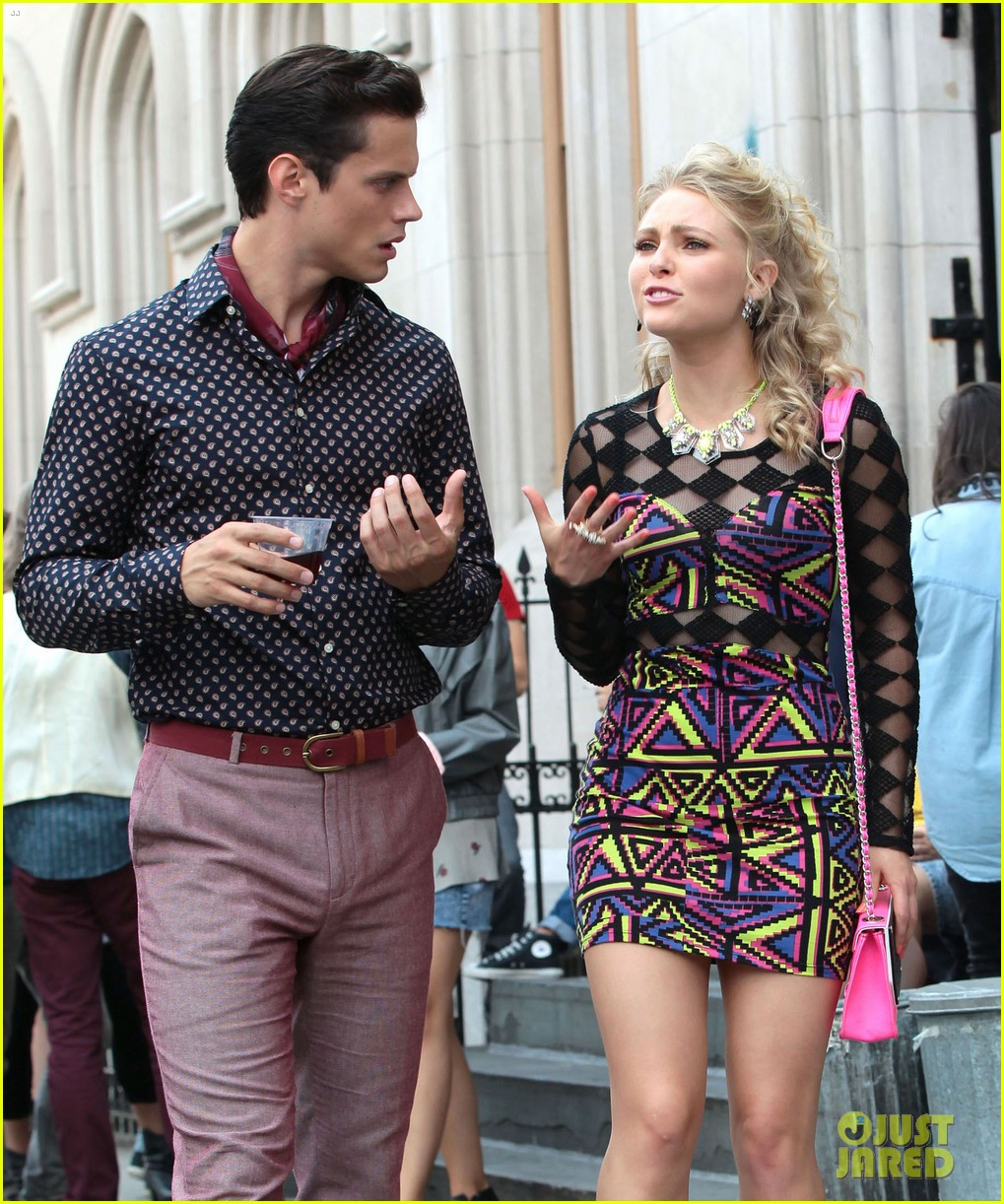 annasophia robb carrie diaries kiss with chris wood 112934631