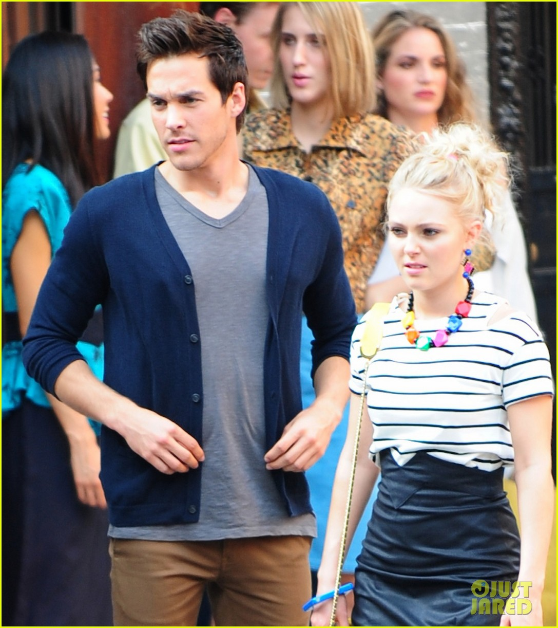 annasophia robb carrie diaries kiss with chris wood 162934636