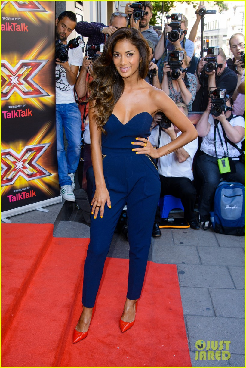 nicole scherzinger x factor uk season ten launch 172940524