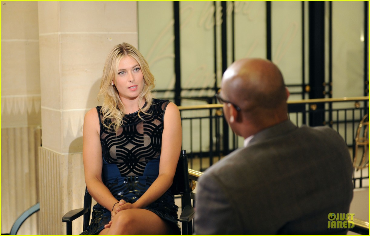 maria sharapova sugarpova accessory collection launch 09