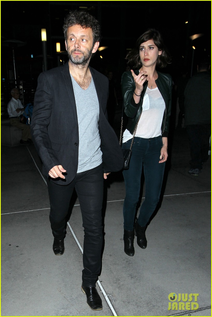 michael sheen lizzy caplan worlds end after party 07