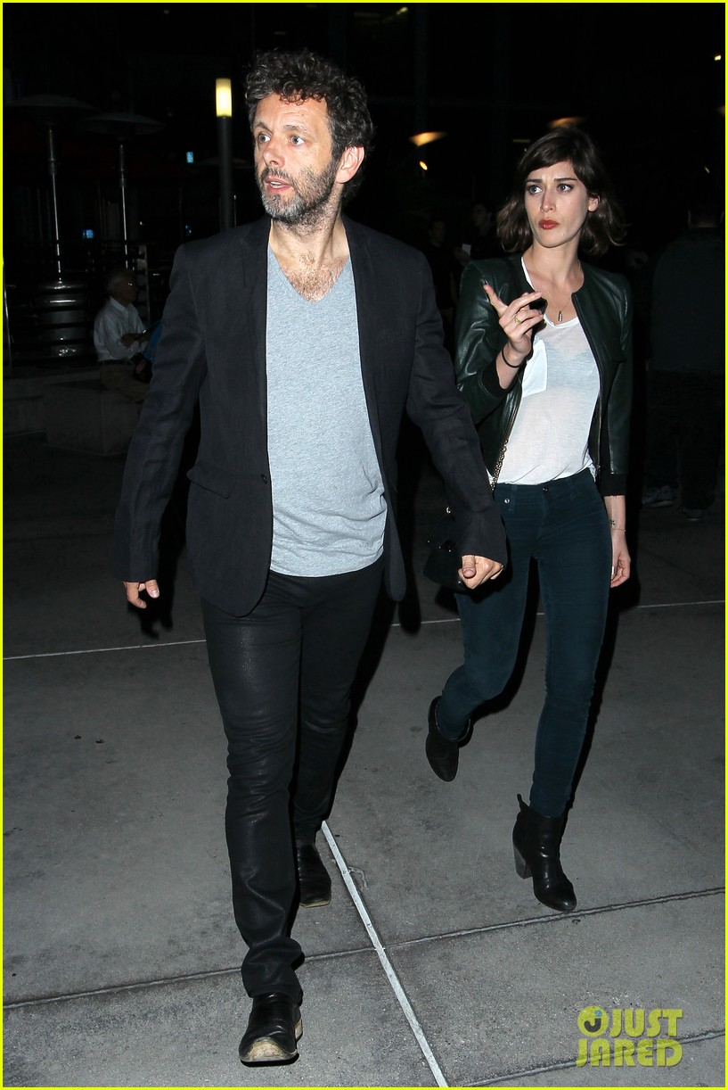 michael sheen lizzy caplan worlds end after party 10