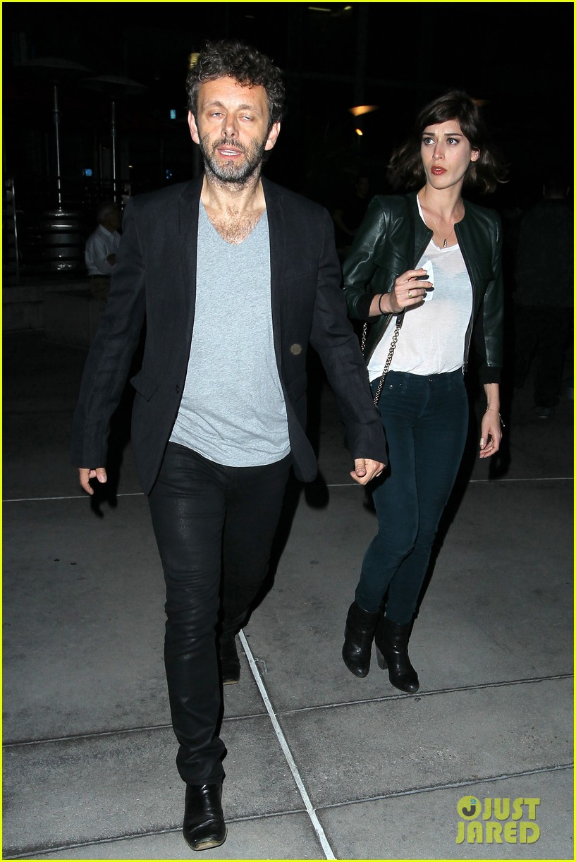 michael sheen lizzy caplan worlds end after party 11
