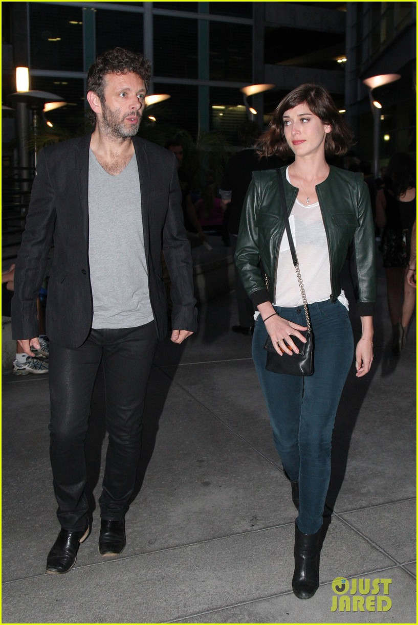 michael sheen lizzy caplan worlds end after party 12