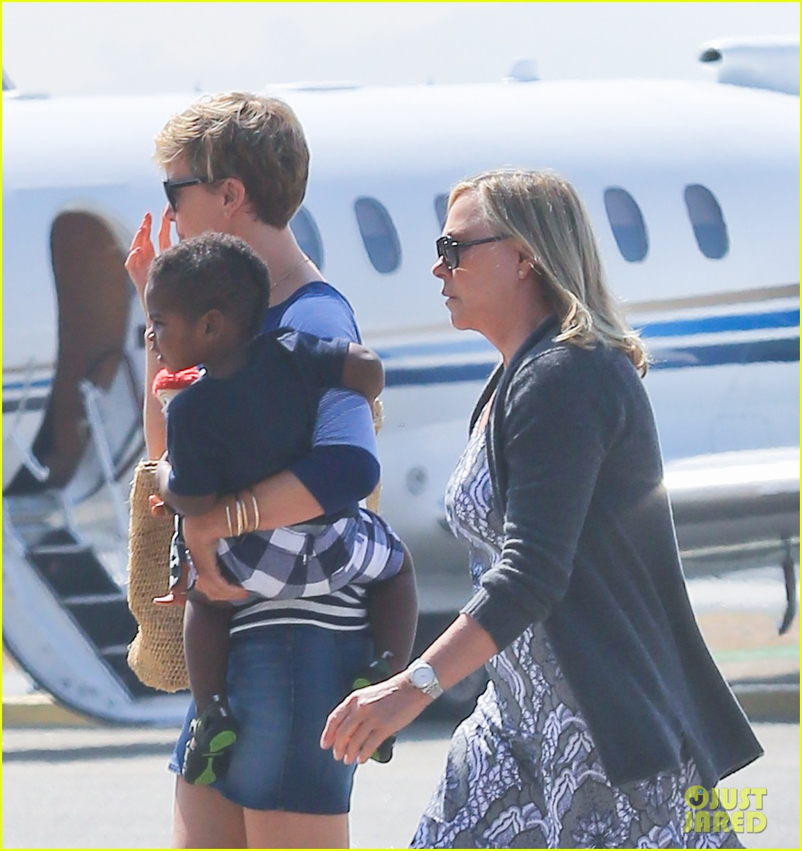 charlize theron jackson depart in los angeles together 042924864