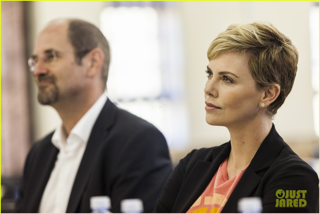 charlize theron visits youth ambassador project in south africa 11