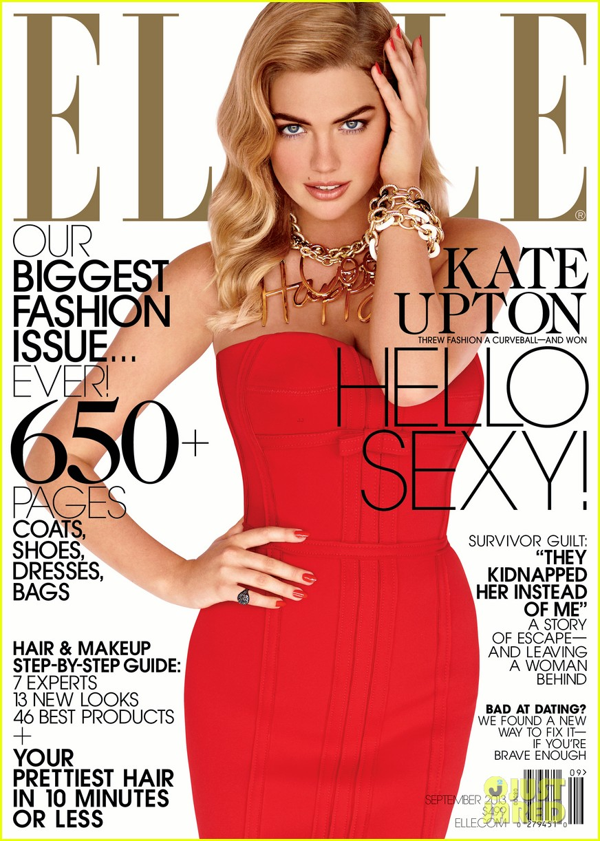 kate upton covers elle september 2013 01