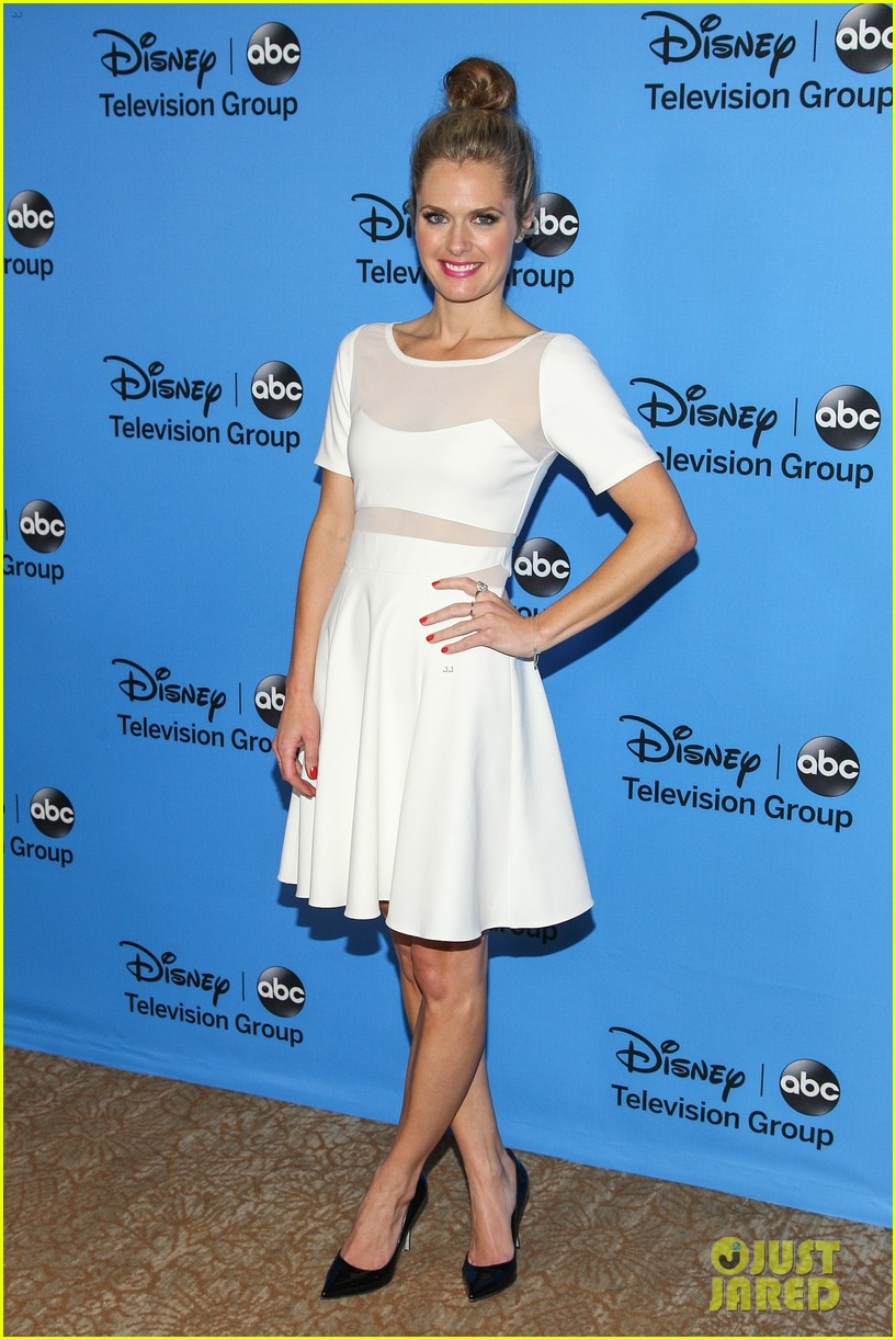 hannah ware camilla luddington abc tca party 10