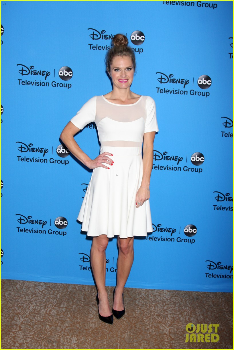 hannah ware camilla luddington abc tca party 222924205