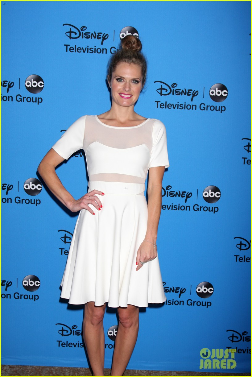 hannah ware camilla luddington abc tca party 242924207
