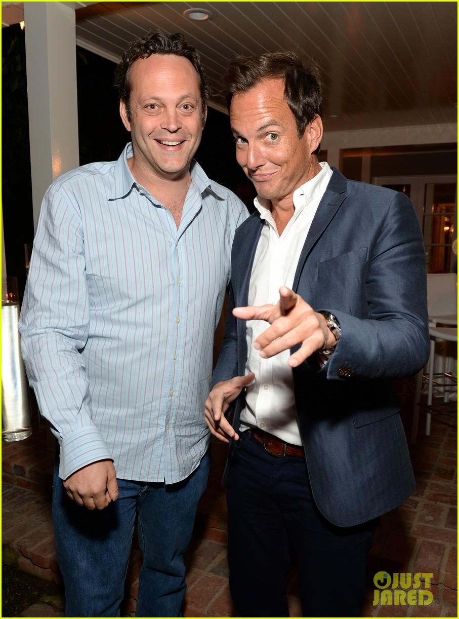 Will Arnett & Vince Vaughn: Tony Bennett\'s Birthday Fundraiser ...