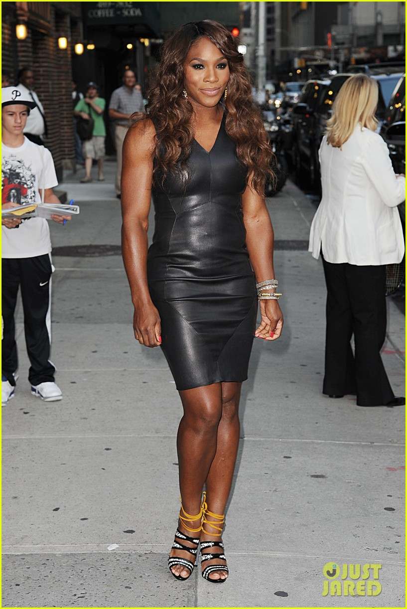 serena williams sports two hairstyles in one day 01