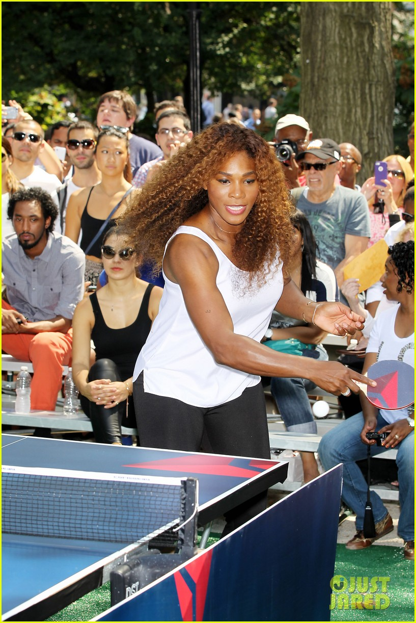 serena williams sports two hairstyles in one day 09