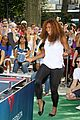 serena williams sports two hairstyles in one day 03