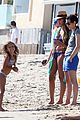 jessica alba rocks bikini for family beach day 21