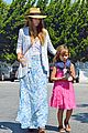 jessica alba labor day grocery shopping with honor 11
