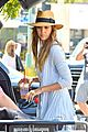 jessica alba labor day grocery shopping with honor 13