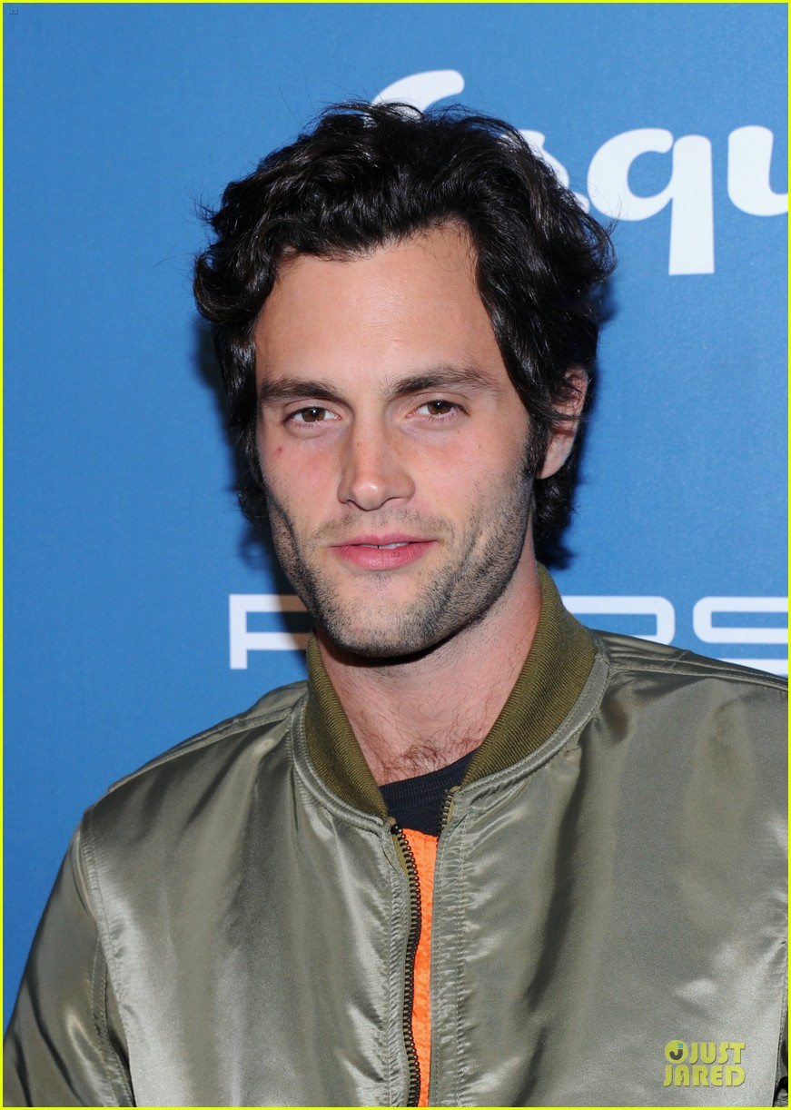 penn badgley esquire network launch celebration 10