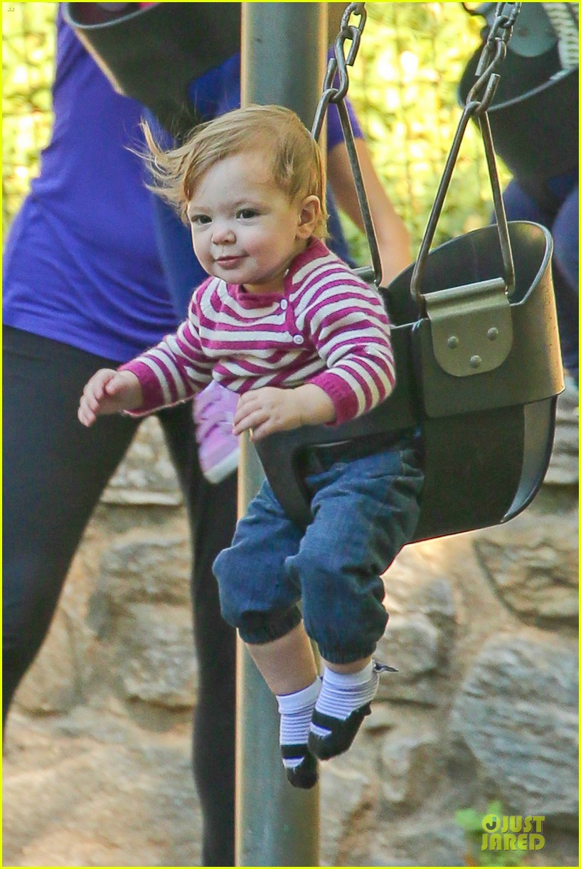 drew barrymore will kopelman central park fun with olive 02