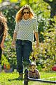 drew barrymore will kopelman central park fun with olive 05