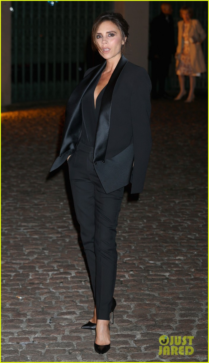 david victoria beckham global fund celebration 08